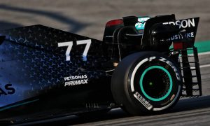 Mercedes forced to make changes to rear brake ducts