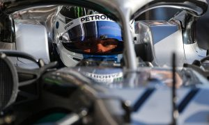 Bottas has 'fun Friday' setting fastest time of the week