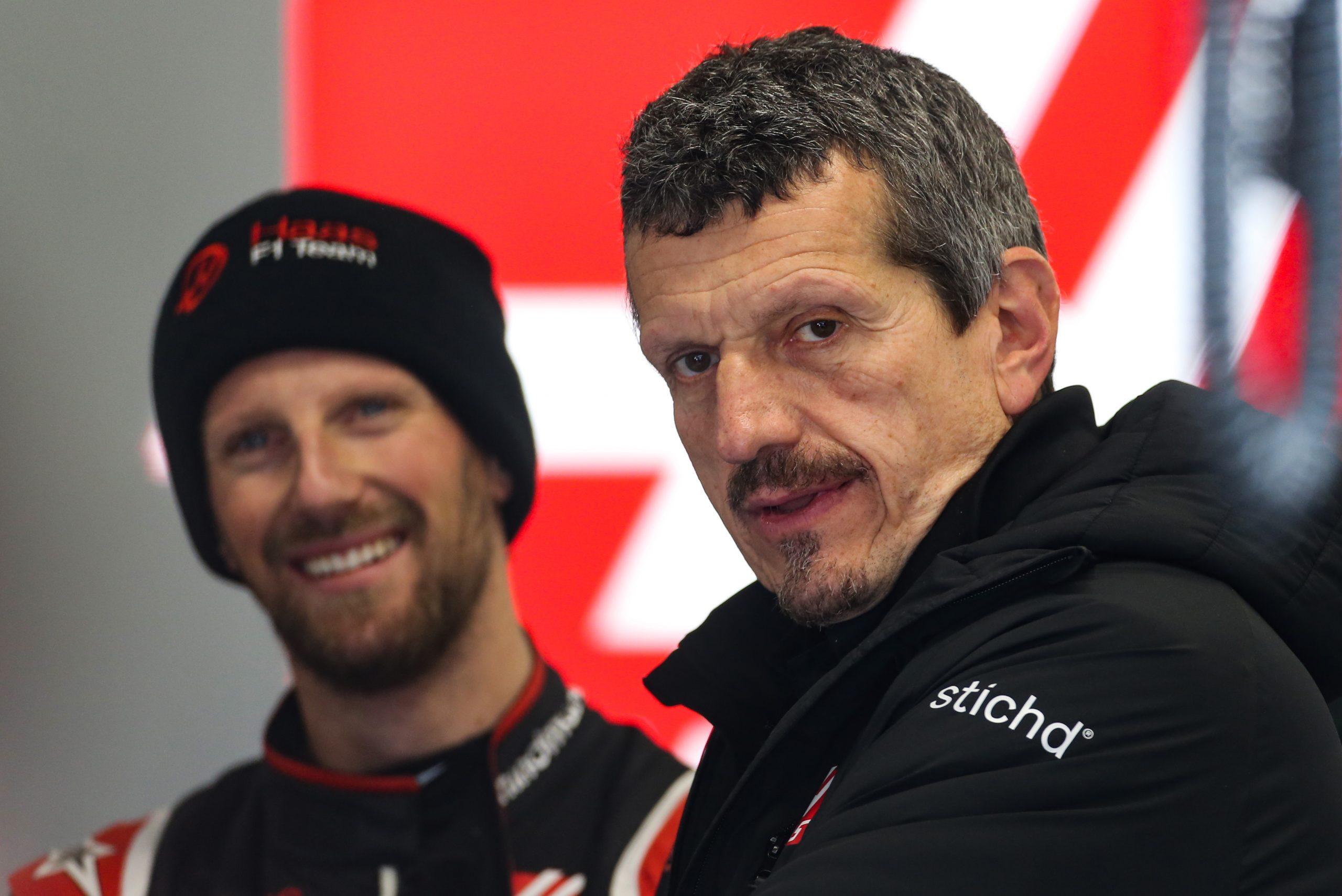 Guenther Steiner (ITA) Haas F1 Team Prinicipal