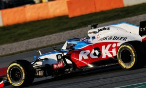 Williams rue 'unfortunate' loss of track time on final day
