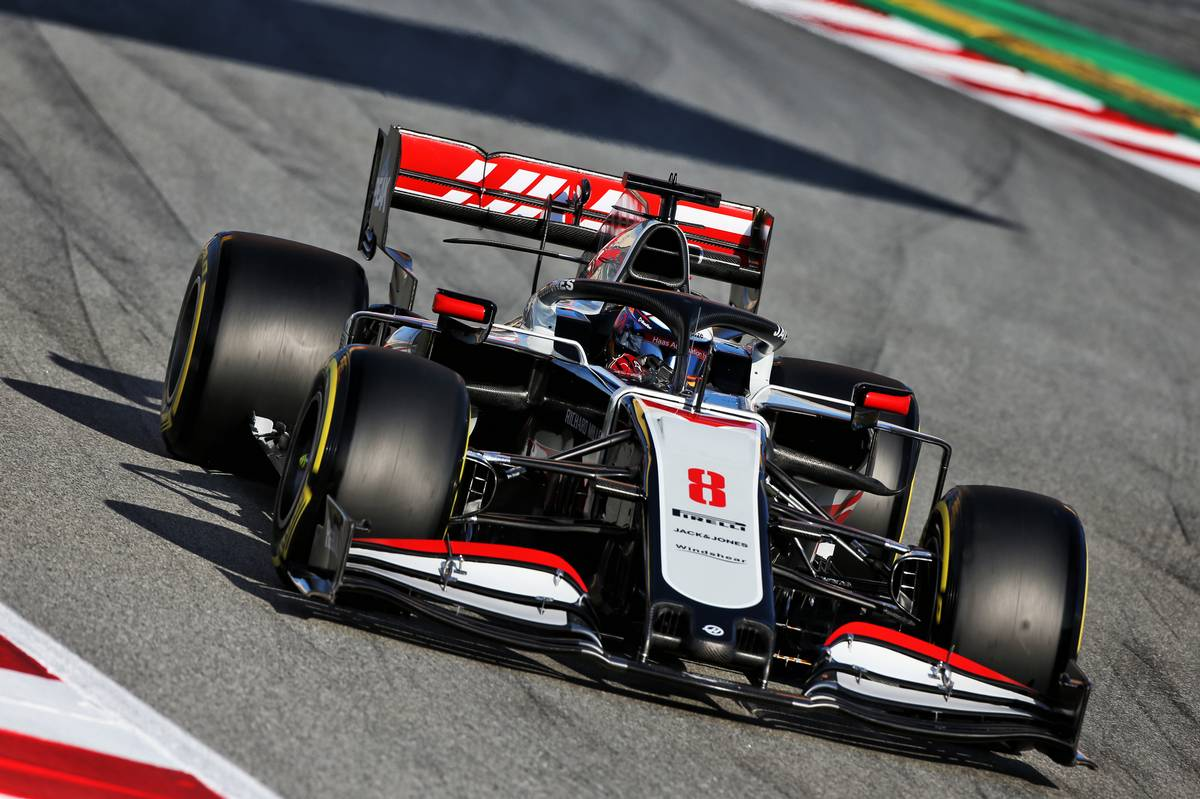 Haas 2021 Line Up Could Include Pay Driver Steiner