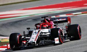 Alfa's Kubica tops Day 1 morning session in Barcelona!