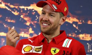 Vettel shoots down 'retirement' rumours