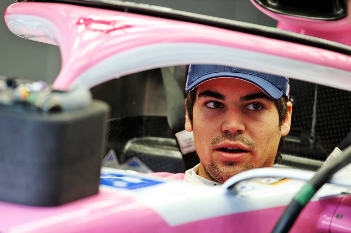 Stroll's Belgian GP points to help wildfire relief efforts in California