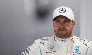Bottas puts Mercedes back in charge on final day of testing