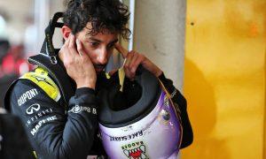 Ricciardo: Early decision to switch to McLaren 'weird'