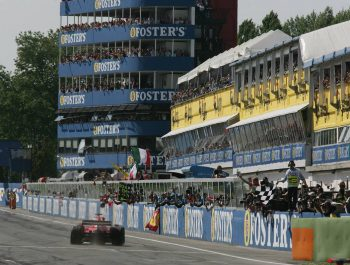 Imola circuit submits bid to replace Chinese GP!