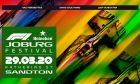 Fan festival - Joburg - promotional poster