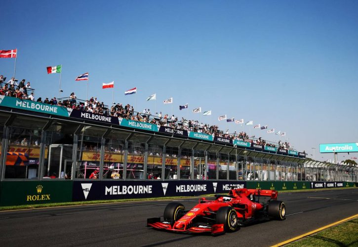 F1 calls off Bahrain and Vietnam GPs following Australia cancellation