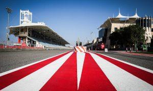 F1 pre-season testing: Driver line-ups for Bahrain