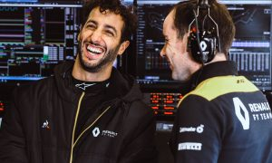 Ricciardo used 'nice guy' reputation to dummy rivals on track