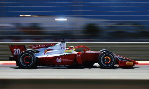 Formula 2 rolls out its 18-inch wheels in Bahrain