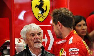 Ecclestone to Vettel: 'Retire or move to McLaren'