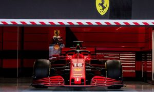 Ferrari hopes Aussie GP will 'put a smile' on Italy's face