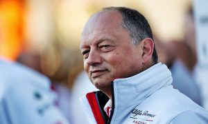 Alfa's Vasseur says first race already feels 'like a milestone'