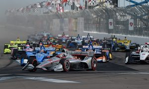 IndyCar puts St Pete behind closed doors, but race still threatened