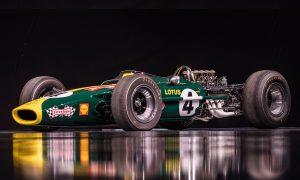 Clark's last winning F1 Lotus up for sale