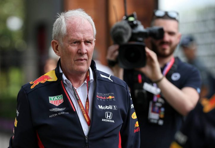 Red Bull official wanted drivers to deliberately catch coronavirus