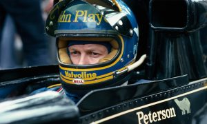 Ronnie Peterson's grave ravaged by vandals in Sweden!