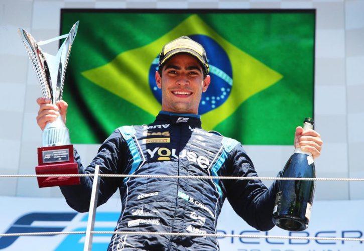 Sergio Sette Camara set for Red Bull Reserve Driver Role
