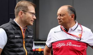 Vasseur: 'Unfair' to race in Melbourne without McLaren