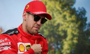 Vettel trusts F1 but 'fair to question why we're here'