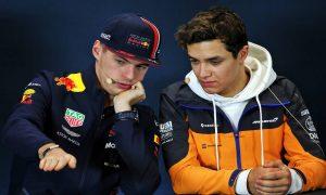 Norris: Verstappen 'more of a racer' than Hamilton