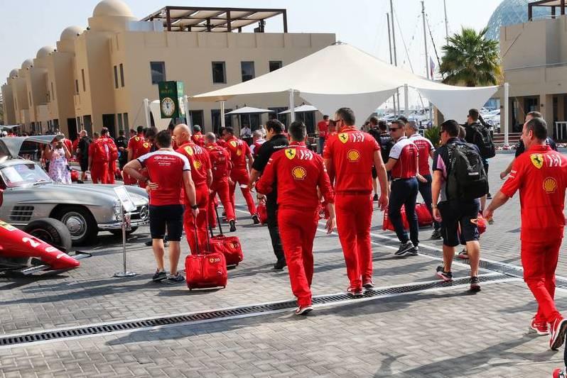 Coronavirus: Ferrari wants 'assurances' on F1 staff entry to Australia