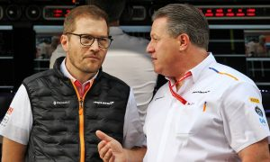 McLaren withdraws from the Australian GP!