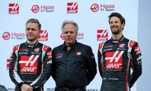 Grosjean not taking Gene Haas' quit threats lightly