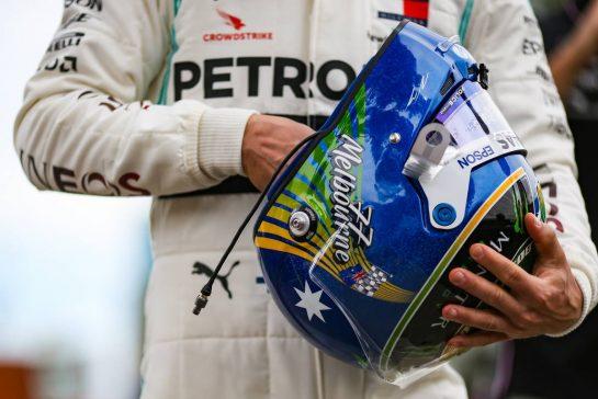 Valtteri Bottas (FIN), Mercedes AMG F1 12.03.2020. Formula 1 World Championship, Rd 1, Australian Grand Prix, Albert Park, Melbourne, Australia, Preparation Day. - www.xpbimages.com, EMail: requests@xpbimages.com © Copyright: Charniaux / XPB Images