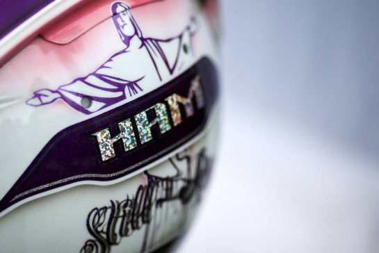 Lewis Hamilton (GBR), Mercedes AMG F1 12.03.2020. Formula 1 World Championship, Rd 1, Australian Grand Prix, Albert Park, Melbourne, Australia, Preparation Day. - www.xpbimages.com, EMail: requests@xpbimages.com © Copyright: Charniaux / XPB Images