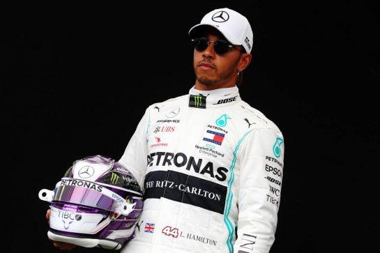 Lewis Hamilton (GBR) Mercedes AMG F1. 12.03.2020. Formula 1 World Championship, Rd 1, Australian Grand Prix, Albert Park, Melbourne, Australia, Preparation Day. - www.xpbimages.com, EMail: requests@xpbimages.com © Copyright: Moy / XPB Images