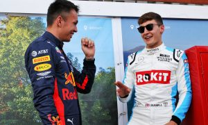 Lockdown has brought F1's young guns 'closer together' - Russell
