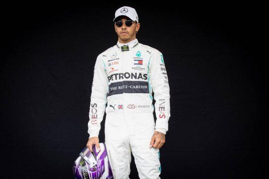Lewis Hamilton (GBR) Mercedes AMG F1. 12.03.2020. Formula 1 World Championship, Rd 1, Australian Grand Prix, Albert Park, Melbourne, Australia, Preparation Day. - www.xpbimages.com, EMail: requests@xpbimages.com © Copyright: Bearne / XPB Images