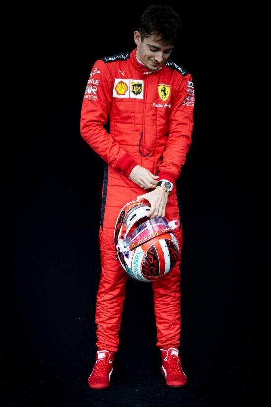 Charles Leclerc (MON) Ferrari. 12.03.2020. Formula 1 World Championship, Rd 1, Australian Grand Prix, Albert Park, Melbourne, Australia, Preparation Day. - www.xpbimages.com, EMail: requests@xpbimages.com © Copyright: Bearne / XPB Images