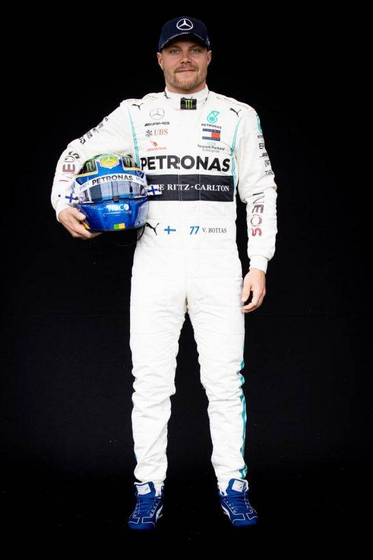 Valtteri Bottas (FIN) Mercedes AMG F1. 12.03.2020. Formula 1 World Championship, Rd 1, Australian Grand Prix, Albert Park, Melbourne, Australia, Preparation Day. - www.xpbimages.com, EMail: requests@xpbimages.com © Copyright: Bearne / XPB Images