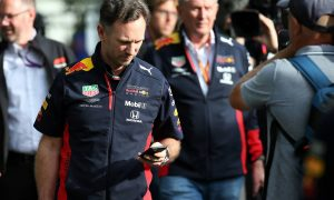 Horner sees racing in Bahrain GP as 'out of the question'