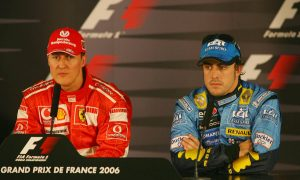 Briatore: Alonso 'the Rottweiler' on a par with Schumacher