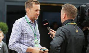 Poulter set to take a swing at virtual F1!
