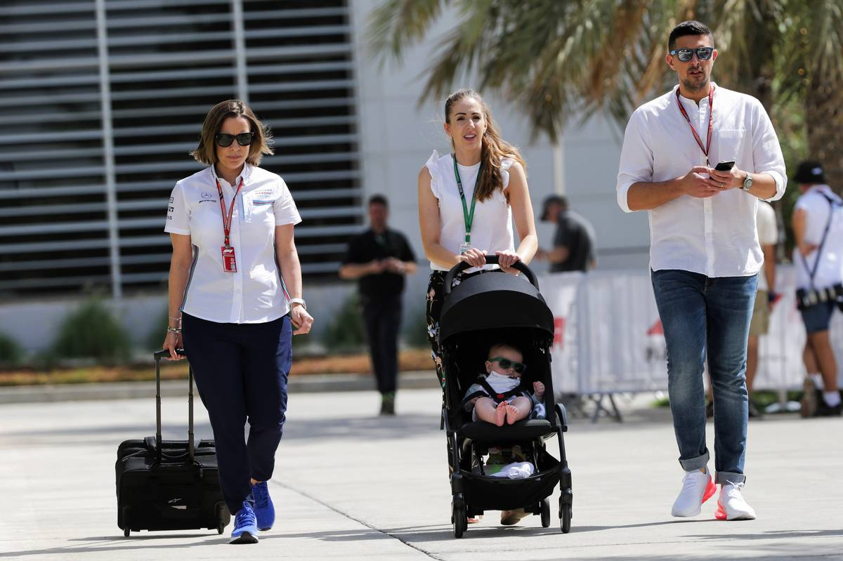 Claire Williams Addresses Struggles Linked To Sexism In F1