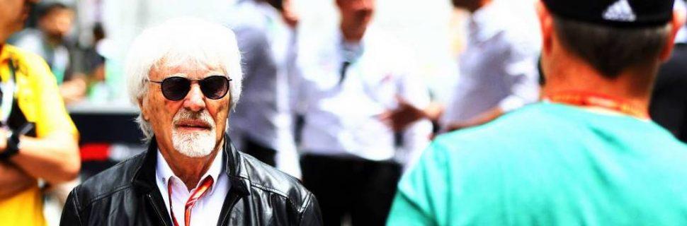 Ecclestone calls on F1 to abandon 2020 season!