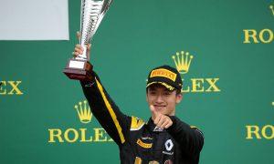 Renault's Zhou stars in chaotic Virtual Bahrain Grand Prix!