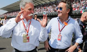 Agag sees '50-50 chance' of F1 and FE racing in 2020