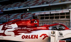 Giovinazzi: Races without fans 'safe way' to start season