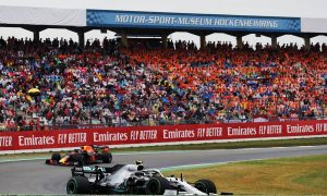 Hockenheim 'in dialogue' with F1 to host summer race