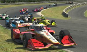 Earnhardt Jr. set for Michigan IndyCar Esports debut!