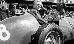 A salute to Britain's first F1 world champion
