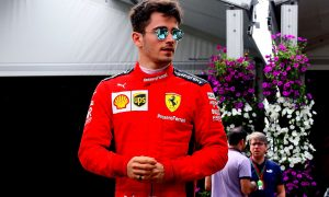 Leclerc helps support Italian Red Cross fundraising efforts