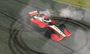 Penske's Scott McLaughlin wins IndyCar iRacing at Barber